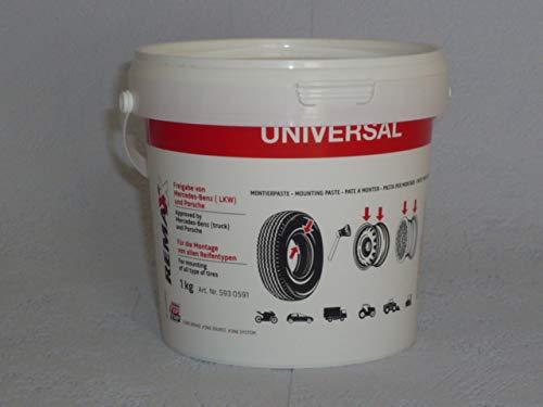 Rema 593059 Tip Top Pâte de montage universelle 1 kg
