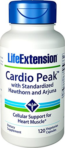 Cardio Peak with Standardized Hawthorn and Arjuna, 120 Veggie Caps