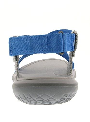 Teva Damen Terra-Float Livia W's Sport-& Outdoor Sandalen Blau (grey/blue 585)