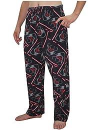 Star Wars Kylo Ren Hommes Polaire Polaire Vêtements de nuit / Pyjama Pantalons