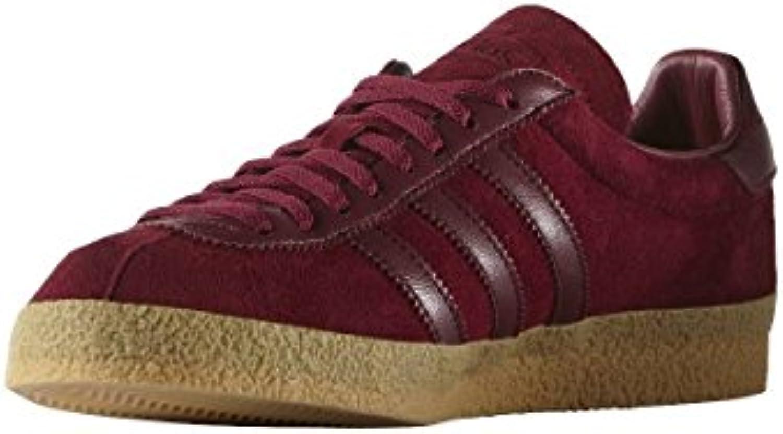 adidas Originals Topanga para hombre de la zapatilla de deporte Red S75502