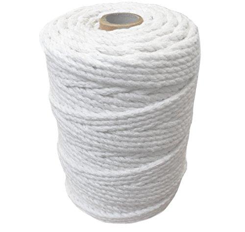 Cuerda macramé 100% algodón natural