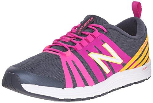 NEW BALANCE Chaussures d'entraînement pour Femme 811488051-50 Gris - THUNDER/MULTI