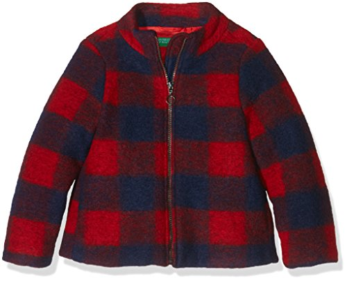 united-colors-of-benetton-madchen-jacke-2d6vs38o0-rot-red-checked-12-13-jahre-herstellergrosse-el