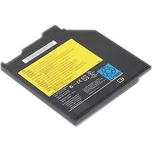Lenovo ThinkPad Advanced Ultrabay Battery III Batterie de portable Ultrabay Slim 1 x lithium-polymère 3 éléments 2900 mAh