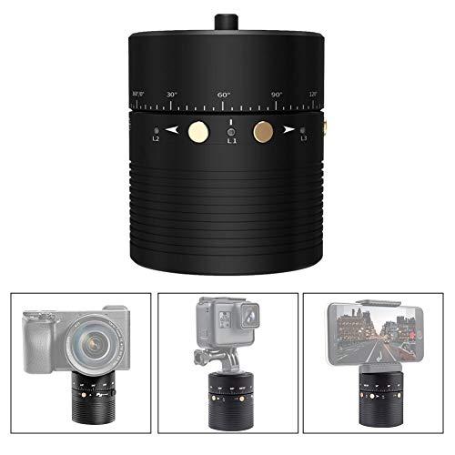 FeiyuTech 360° Elektroniscker Stativkopf für Action-Kameras, DSLM-Kameras,DSLR-Kameras, GoPro und Smartphones Panorama-Zeitrafferstativ Fotoaufnahmen