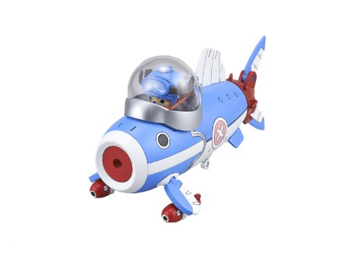 ollection # 3 Chopper Roboter u-Boot Modell Kit (One Piece) ()