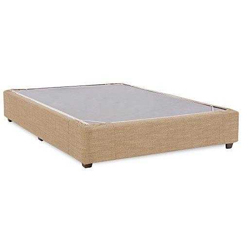 Howard Elliott 243-888S Box Spring Cover and Platform Bed Kit, King, Coco Stone by Howard Elliott Collection (King Box Spring Cover)