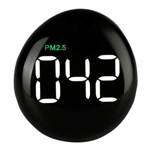 BIlinli A10 Handheld Mini PM2.5 Detektor Luftqualität Tester Monitor Meter Wiederaufladbare Indoor Gasdetektoren