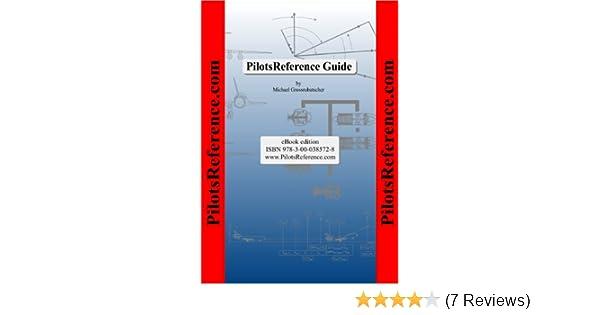 pilotsreference guide english edition ebook michael rh amazon de