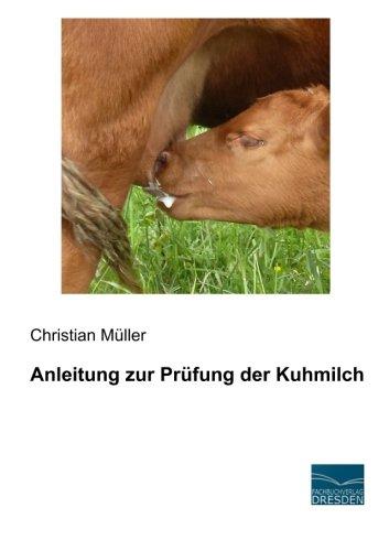 Anleitung zur Pruefung der Kuhmilch