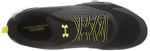 Under Armour Ua Charged One Tr, Chaussures de fitness homme Noir - Schwarz (BLK 001)