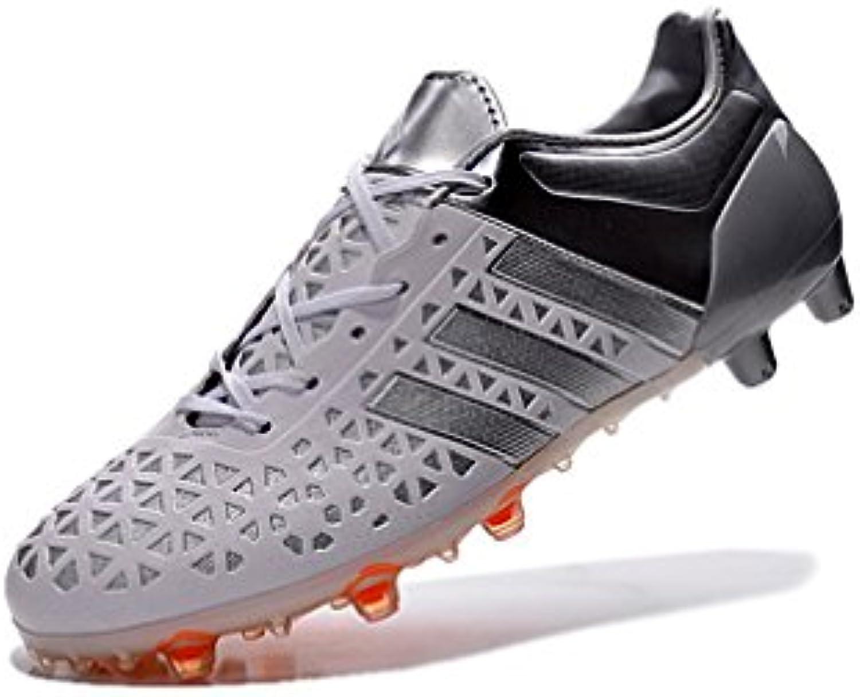 Herren ACE 15 1 FG grau Low Fußball Schuhe Fußball Stiefel