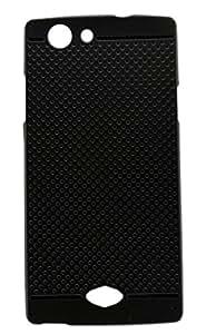 CooL Back Cover for Oppo Neo 5 -(Designer Black Dot)