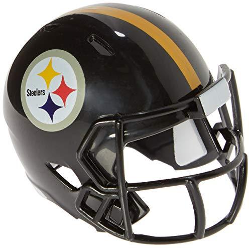 Riddell Mini-American-Football-Helm, NFL-Team: Pittsburg Steelers, im Taschenformat, Speed Pocket Mini-team-jersey