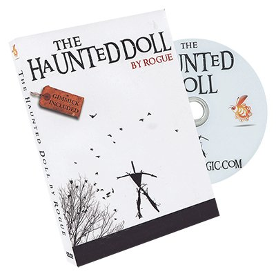 Haunted Doll by Rogue, Zaubertrick Voodoo Puppe, Geisterpuppe, Ghost Doll, Zauberartikel, Gimmicks & DVD