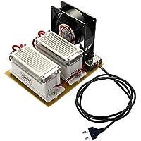 KKmoon Fan portátil del purificador del filtro de aire de la máquina de la desinfección del