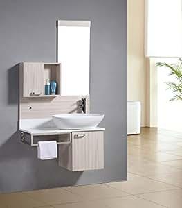 badezimmerm bel set badm bel dublin eicheoptik m 70105 2090 spiegel unterschrank. Black Bedroom Furniture Sets. Home Design Ideas