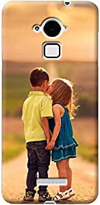 Fashionury™ Back Cover/Soft Back Cover/Designer Back Cover/Silicone Back Cover/Printed Silicone Back Cover For Coolpad Note 3 Plus