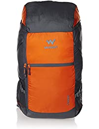 Wildcraft 50 Ltrs Orange Rucksack (8903338073888)