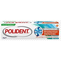 POLIDENT Hypoallergénique Crème fixative Sans zinc - 40g