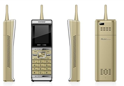 Kechaoda K36 50000mah Battery Big Mobile Phone In Gold Colour
