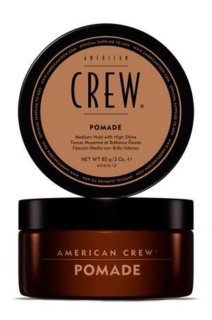 American Crew POMADE Medium hold with high