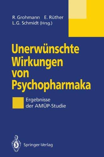 Unerwünschte Wirkungen von Psychopharmaka: Ergebnisse der AMÜP-Studie