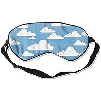 White Cloud Paint Sleep Eyes Masks - Comfortable Sleeping Mask Eye Cover For Travelling Night Noon Nap Mediation... preisvergleich bei billige-tabletten.eu