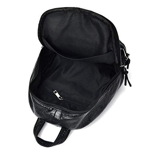 Rucksack Damenmode Student Tasche Styleone