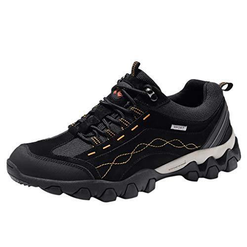 ➤Refill➤Laufschuhe Herren Herren Trekking-& Wanderhalbschuhe, Sportschuhe Herren Winterstiefel Warmfutter Wanderschuhe Wanderstiefel Outdoor Sneakers