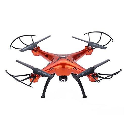 Syma-X5SC-X5SC-1-Falcon-Drone-avec-Camra-HD-24G-4-Canaux-Quadcopter-RC-Tlcommande--Distance