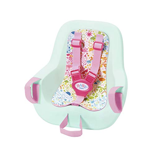Zapf Creation 827277 Baby Born Play&Fun Fahrradsitz 43cm, rosa, Mint