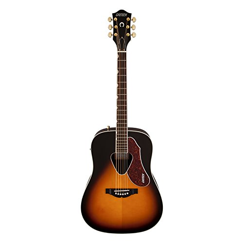 G5024E Rancher Dread Electric SB Sunburst
