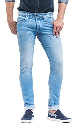 Salsa - Jeans - Homme Bleu