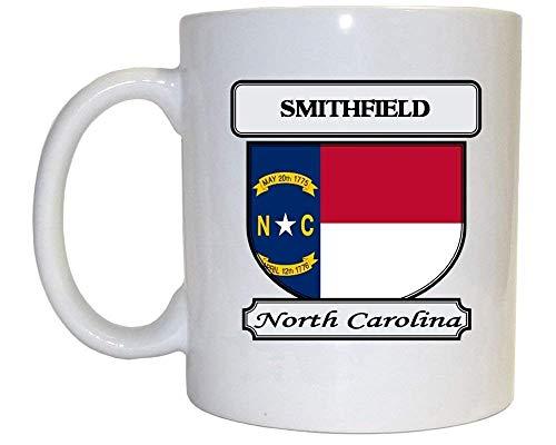 Smithfield, North Carolina (NC) City Mug