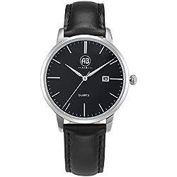 AIBI Women's Waterproof Ultra Thin Case Analogue Quartz Wrist watch Date