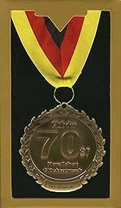 Orden Club der 70er Herzlichen Glückwunsch