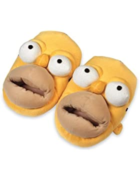 United Labels - 0803868 - Slipper The Simpsons - Homer Simpson
