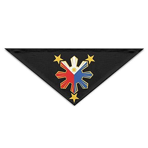 Kostüm Von Den Philippinen - Gxdchfj Philippines Pride Star Flag Triangle