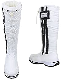 Damen Schuhe, HX17-012, STIEFEL WARM GEFÜTTERTE BOOTS