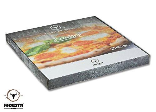 Moesta-BBQ Pizzastein No. 1 - Rund Ø 41 cm