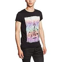 JACK & JONES Herren T-Shirt Jorwoodstock Tee Ss Crew Neck