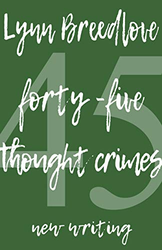 45 Thought Crimes: New Writing (English Edition)