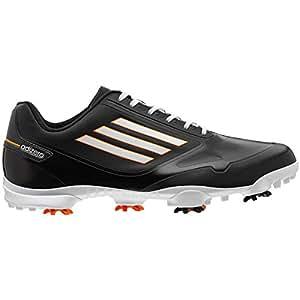 2014 Adidas Adizero One Funky Golf Shoes Black / White 12UK