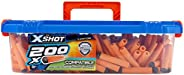 X-Shot Excel Ultimate Value 200 Darts Refill Carry Case - 6 Years & Above 8.45218