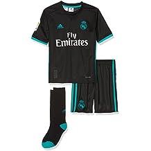 adidas Real Madrid Mini Kit Temporada 2017 2018 4ef55e2ef9279