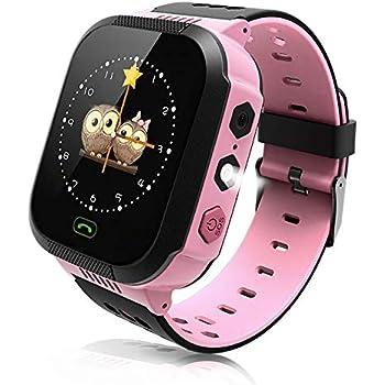 MeritSoar Tech Niños Smartwatch Phone: Amazon.es: Electrónica