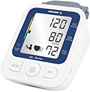 SenseQ by Accusure Fully Automatic Digital High Accuracy Blood Pressure Monitor / Gauge with WHO classified In