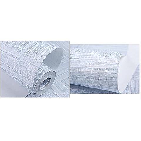Carta da parati 3d camera da letto carta da parati in cotone non tessuto sfondi semplici strisce di colore solido , type 5